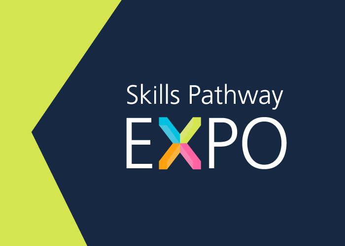 Introducing the Skills Pathway Expo image