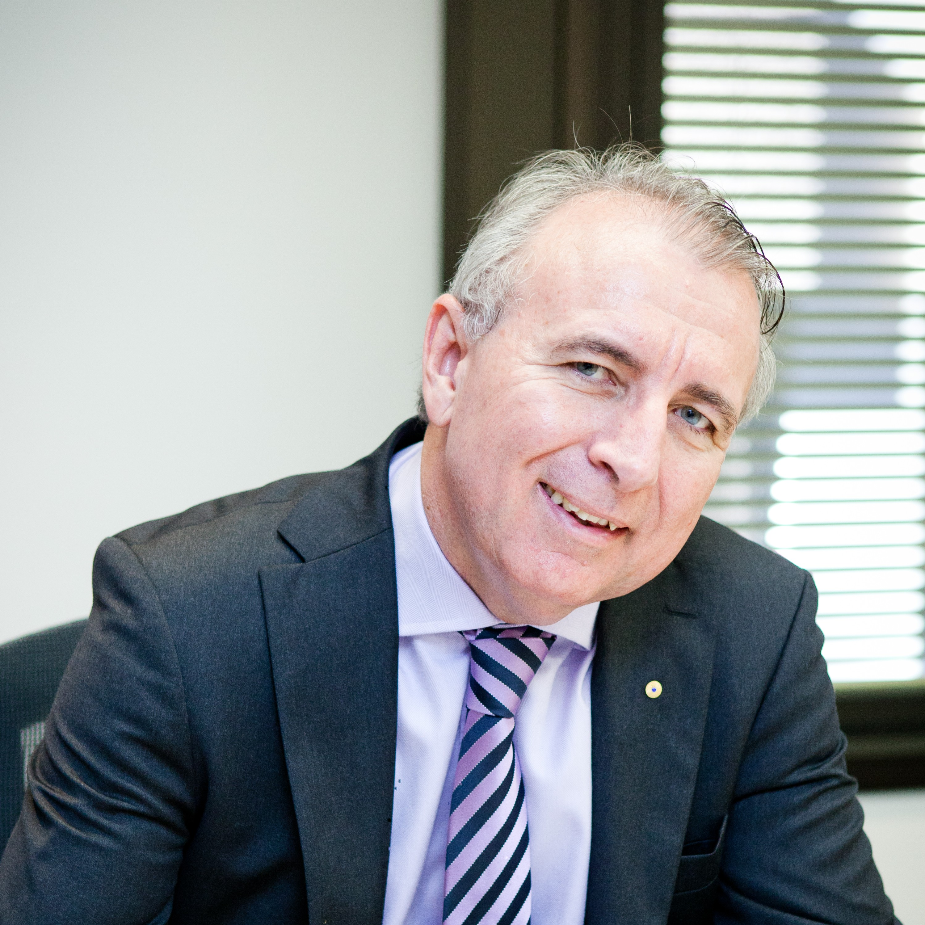 The Hon Michael Lavarch AO